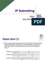 p5 ip subnet