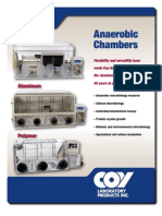Anaerobic chamber
