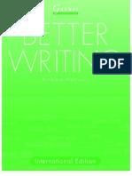 Better Writing - International Edition