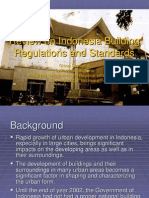 Review of Indonesia Buidling Regulartion and Standard