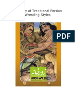 The Way of Traditional Persian Wrestling Styles