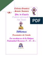 Krumm Heller - Las Enseñanzas de la Antigua Fraternidad Rosacruz