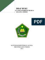 Draf Buku Panduan Porseni 2013