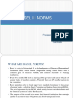 basel 3 norms