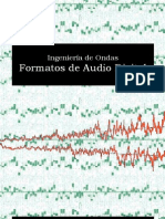 Ingeniería de Ondas Formato de Audio Digital