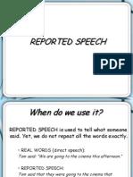 Reported Speech