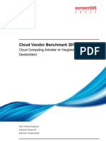 Cloud Vendor Benchmark 2010