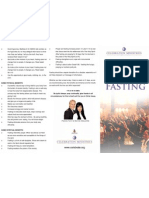 Prayer&Fasting Brochure