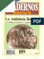La Andalucía Romana