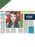 FEMINA JOURNAL DU DIMANCHE 06/01/2013