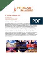 2nd Intra.NET Reloaded 2013