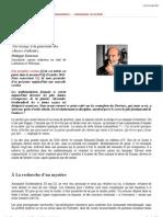 Alexandre Grothendieck - Images des mathématiques