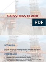 ENCOFRADOS OBRA CIVIL (PRESENTACION)