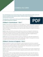 Children act 2004