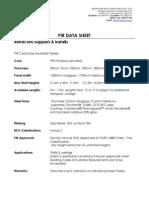 PIR+Data+Sheet
