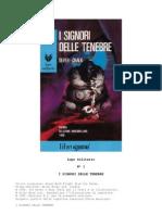 Lupo Solitario - N° 1 - I Signori Delle Tenebre (Ita Libro Game)