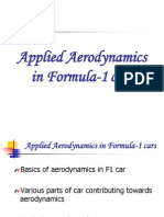 Aerodynamics-F1 car