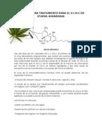 Marihuana tratamiento para el V.I.H 1