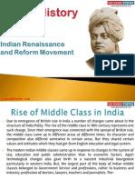 59(B) Indian Renaissance and Reform Movement