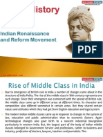 59(B) Indian Renaissance and Reform Movement