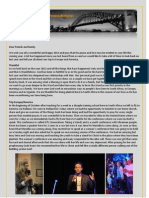 Newsletter Jan 2013