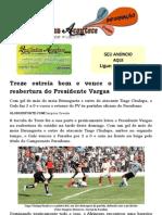 Treze estreia bem e vence o Paraíba na reabertura do Presidente Vargas