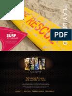 SURF LIFE SAVING Catalogue Current 121010