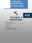COLORES Y MARKETING