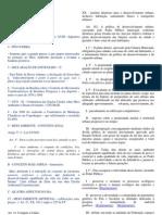 Direito Ambiental 1º Bimestre/Bathilde - Unic/Cuiabá - Artigos + Leis coladas