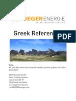 Greek References Booklet