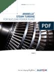 Arabell Steam Turbine Nuclear Power Plants Performance Boost