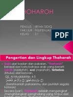 P. Point Thaharah