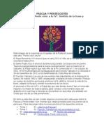 PASCUA Y PENTECOSTÉS. indicaciones