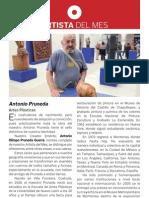 Agenda cultural de Conarte | enero 2013