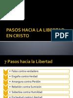 Pasos Hacia La Libertad