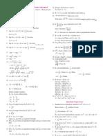 AIEEE formulas