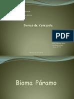 Biomas de Venezuela(Powerpoint)+Efectos