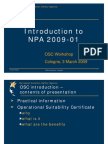 02- Intro to NPA