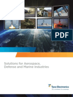 Solutions for Aerospace, Defense and Marine Industries