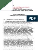 Sant'Agostino - Atti Del Confronto Con Emerito Vescovo Donatista (ITA)