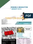 August 2012 eNewsletter