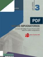 Medios Impugnatorios - Peru