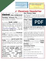 Week 19 Newsletter