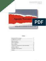 130106 Agenda Nacional