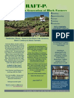 RAFT-P (Rotating Farmer Apprenticeship Training - Pembroke) Newsletter 2013
