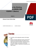 Training Document__iManager M2000-CME V200R011 Introduction to the Working Principles(Basics)-20111106-B-1.1