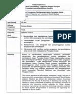 Pro Forma PSS 3109 Sumber Pengajaran Pembelajaran dalam Pengajian Sosial