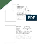 compuestos quimicos