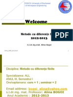 CURS 0 MDF 2012welcome