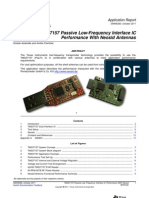 Texas Instruments Applikation Note TMS37157